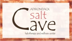 Adirondack Salt Cave Logo